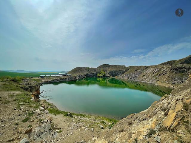 Lacul Iacobdeal din Tulcea, Măcin