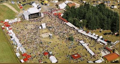 Festival de Craponne sur Arzon,