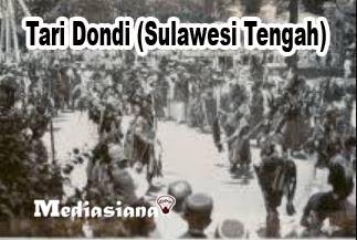 Tari Dondi (Sulawesi Tengah)