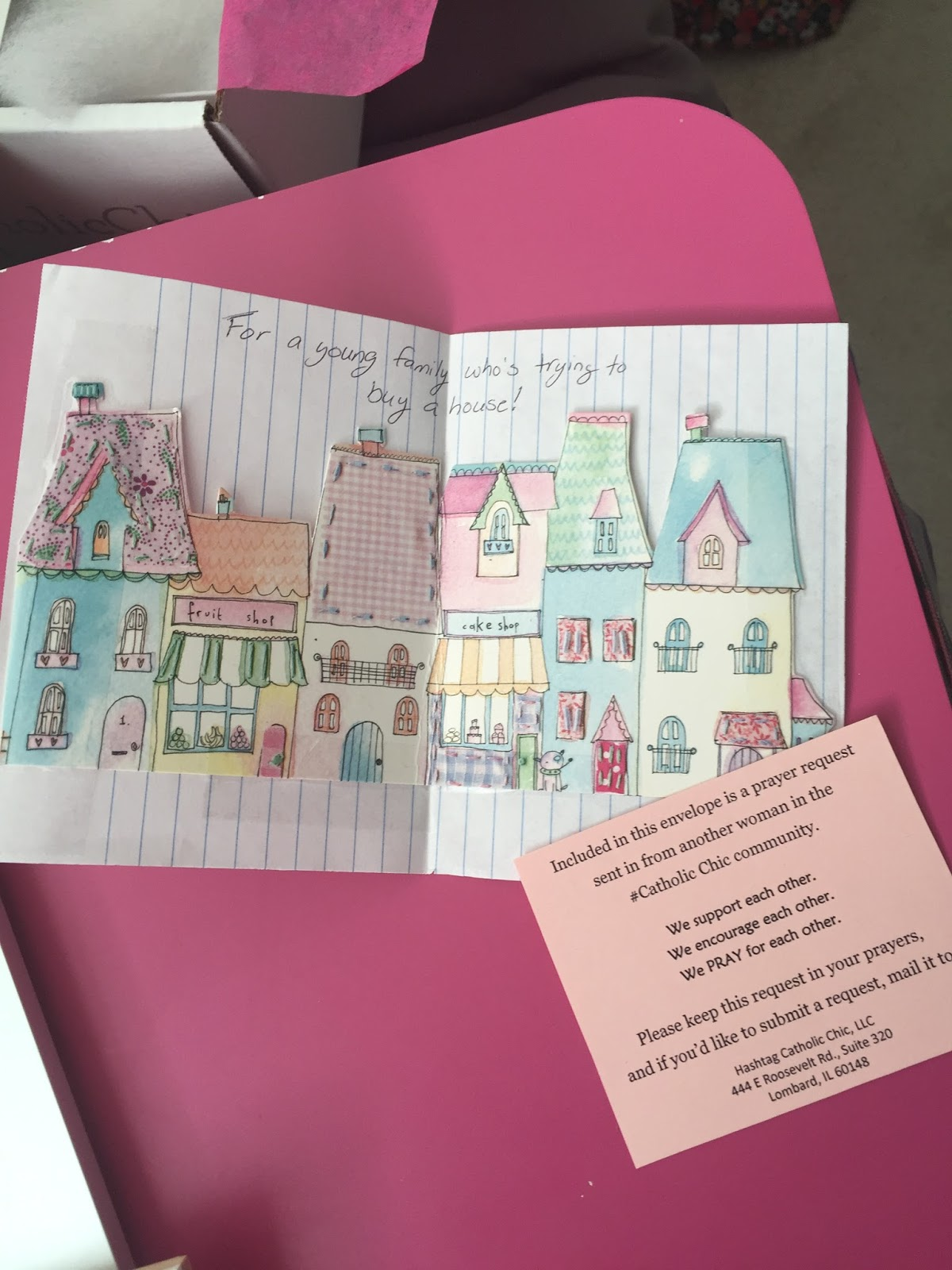 Review: Hashtag Catholic Chic Subscription Box! | For Whom My Soul Blogs