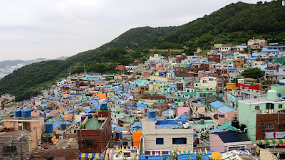 gamcheon-colorful
