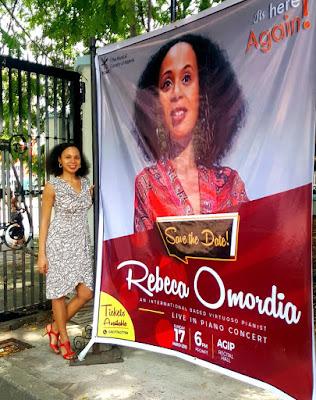 Rebeca Omordia Tweets: Thank you @MUSONng, thank you #Lagos!