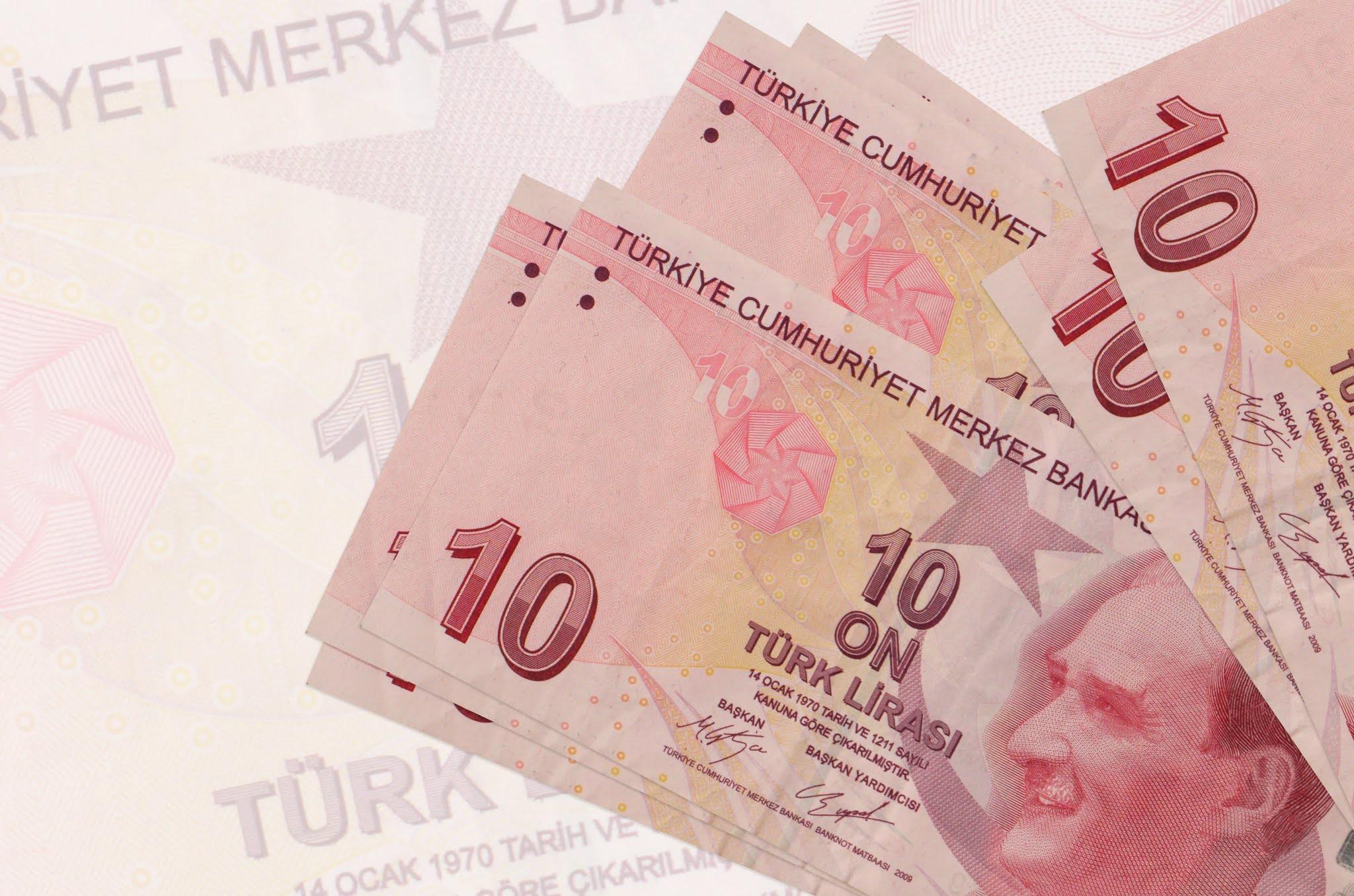 أخبار أردوغان وهبوط العملة التركية بشكل كبير