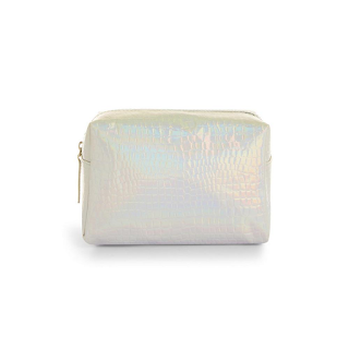 Silver Holographic Make-Up Bag, Primark Haul