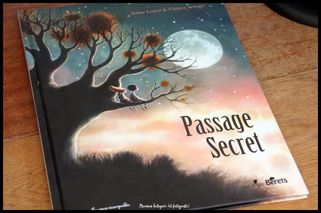 passage secret livre jeunesse