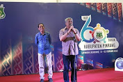 Irwan Hamid Tutup Secara Resmi Kegiatan Pinrang Expo