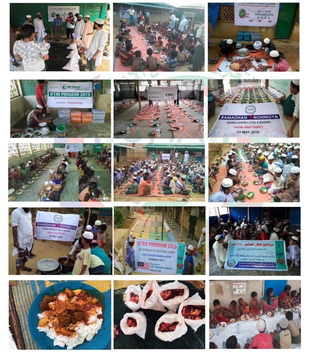Rohingya Kian Nelangsa