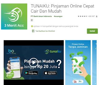 Tunaiku Pinjaman Online Cepat Cair Dan Mudah Pinjaman Online