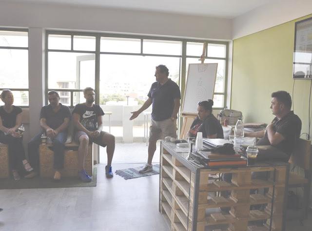 Chania BC: Παρουσίασε τον νέο τεχνικό διευθυντή