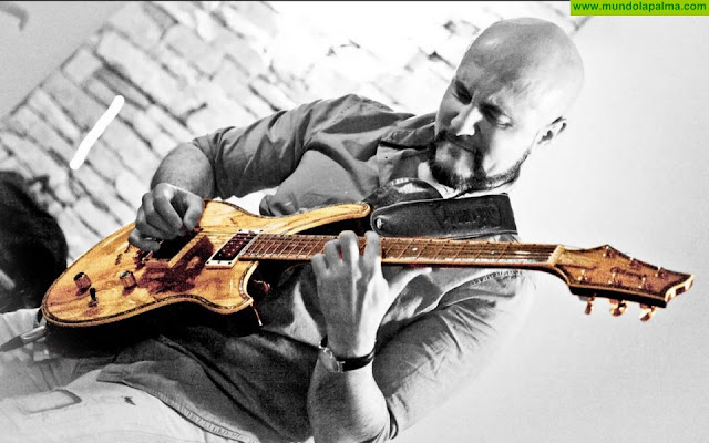 La Escuela Insular de Música organiza una clase magistral de guitarra impartida por Pedro Andrea