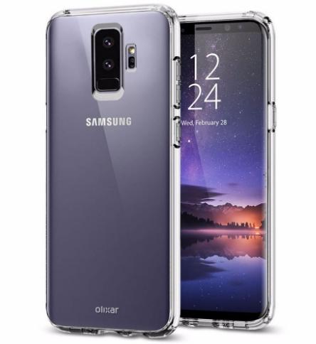 Samsung Galaxy S9 dan S9+ dengan skor 4