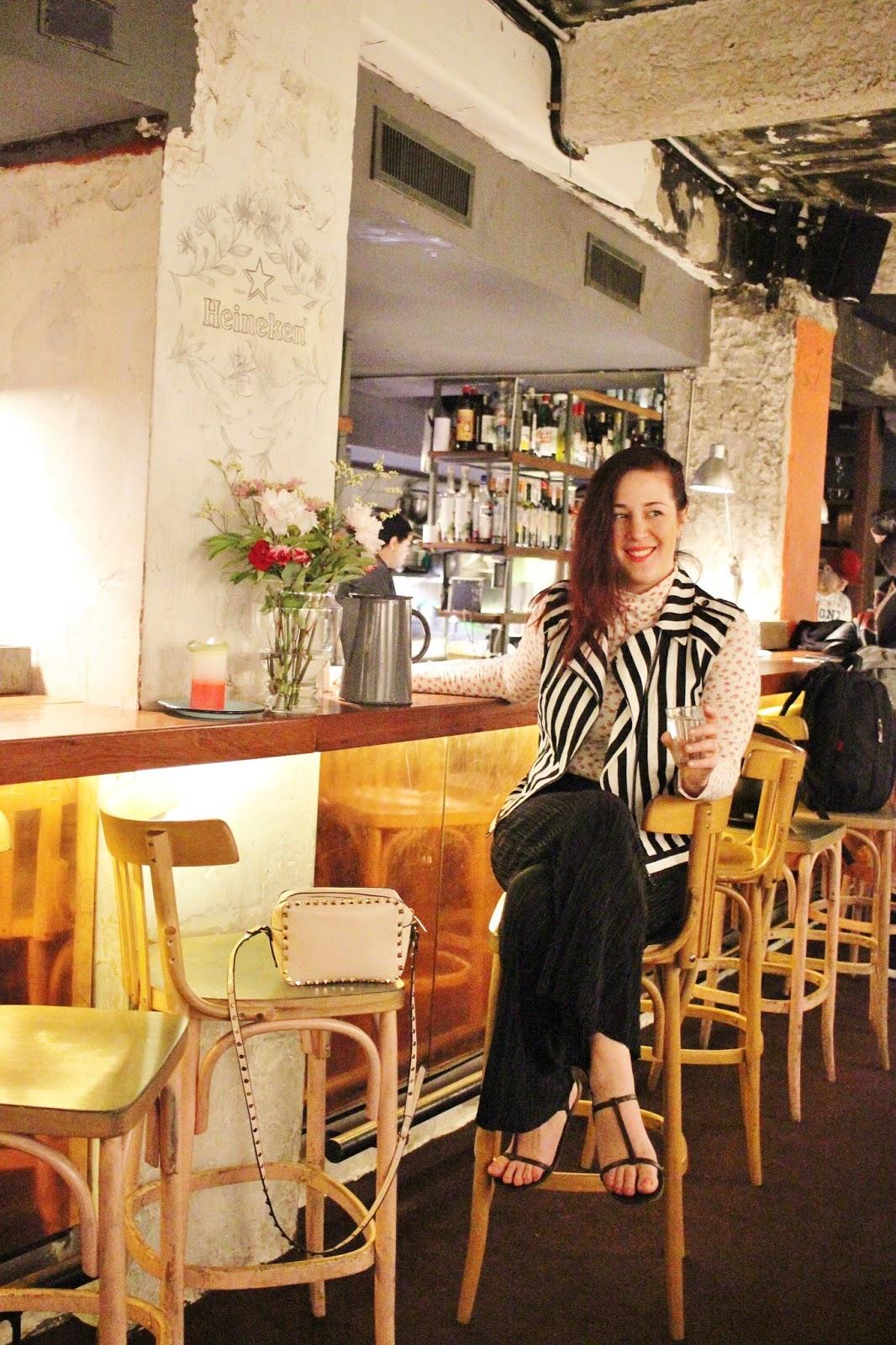 bar floreria