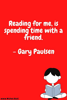 quotes about reading with friends