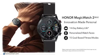 Honor Magic Watch 2 42mm Model Now On Sale Today, More