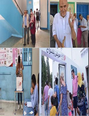 الانتخابات الرئاسية التونسية, الحق الانتخابى, تونس,