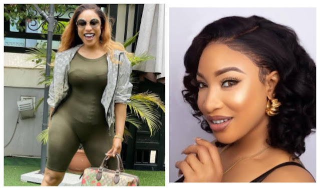 'What stopped my mother will not stop me- Tonto Dikeh cries out to God