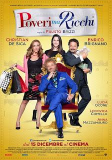 Poveri ma ricchi / Бедни, но богати (2016)