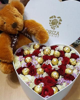bunga valentine murah surabaya, harga bunga valentine surabaya, toko bunga valentine surabaya