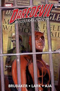 Daredevil tom 4 okładka