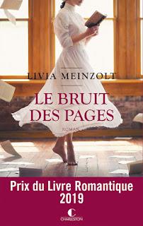 Vie quotidienne de FLaure : Le bruit des pages - Livia MEINZOLT