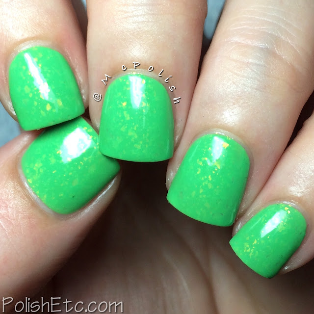 Takko Tuesday! - El Nopal - McPolish