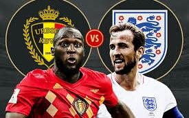 مشاهدة مباراة إنجلترا و بلجيكا مباشر