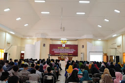 Tingkatkan Prospek ASPM, Fakultas Syariah Gelar Kuliah Tamu