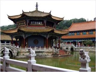 วัดหยวนทง (Yuantong Temple)