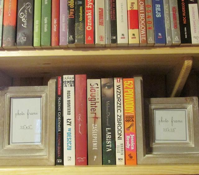 W poszukiwaniu idealnej podpórki do podtrzymywania książek