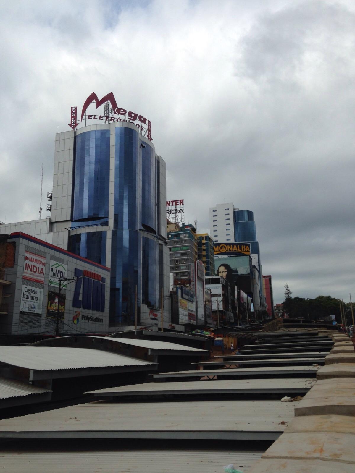 Ruas do Paraguay