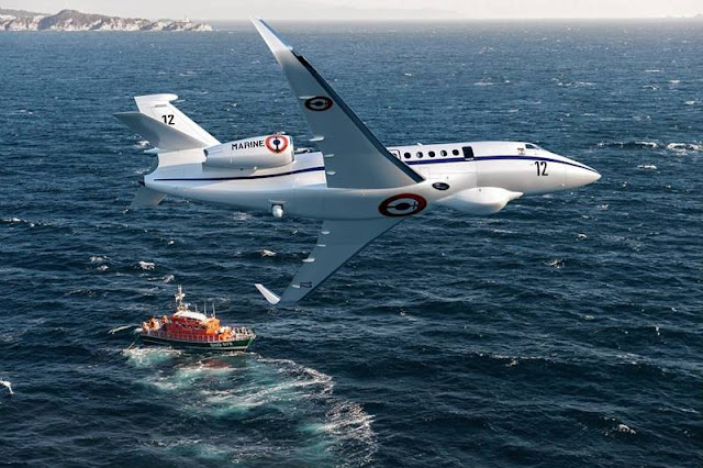 France to order Dassault Falcon 2000 Albatros for French Navy