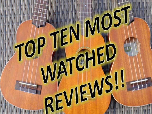 ukulele reviews top 10