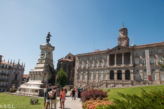 Que ver en Oporto en un dia. Palacio de la bolsa