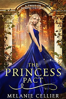 The Princess Pact - Melanie Cellier
