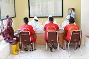 Polda Kalteng Lakukan Tes Kesehatan pada 15 Tahanan Sebelum Dilimpahkan ke Rutan II A Palangka Raya