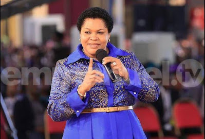 SD NEWS BLOG, the new general overseer of synagogue Nigeria, Abuja lifestyle bloggers, Nigerian news website,Evelyn Joshua Finally Unveils The Name Of SCOAN New General Overseer