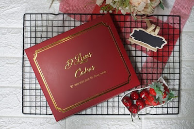 Kotak Dlyns cakes, Lapis Legit Pontianak cakep banget
