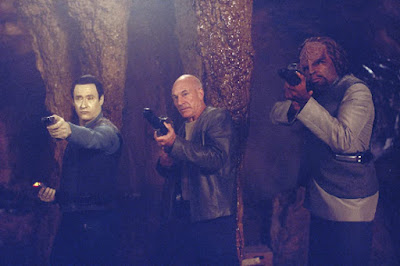 Star Trek 9 Insurrection 1998 Image 2