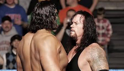 El Gran Khali vs The Undertaker