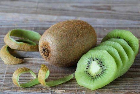 The health benefits of the kiwi