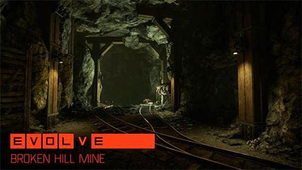 La abandona mina de Broken Hill