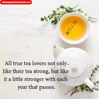 Tea shayari images
