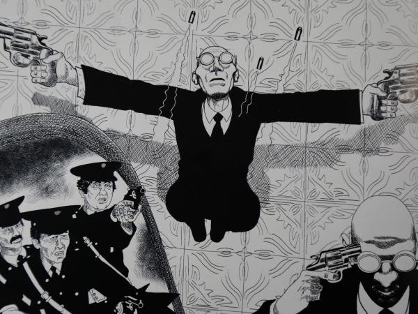 """Campo Elias Delgado, el personaje más atormentado y peligroso de """"Satanás"""""""