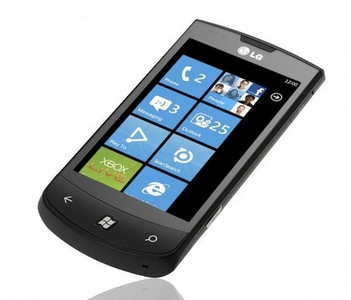 LG Optimus 7 Windows Phone 7 confirmed