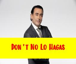 Ver Don't No Lo Hagas Capítulo 01 Gratis