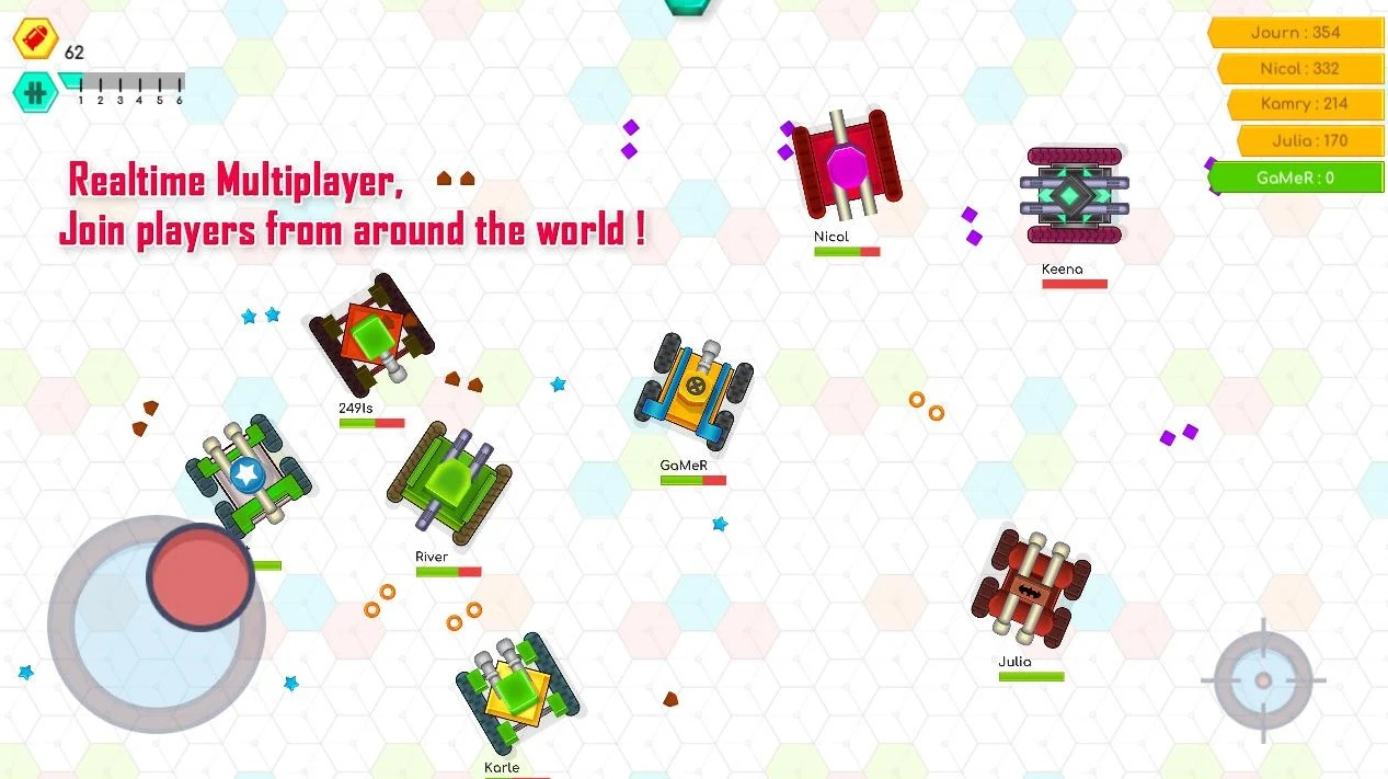 Battle.io - v1.9 - APK - Mod Money