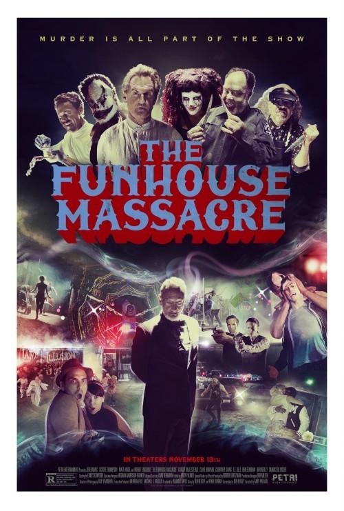 Baixar The Funhouse Massacre LEGENDADO Grátis