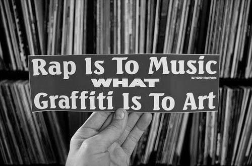 English Literature : Development of Rap and Hip Hop