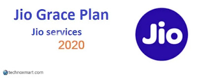 jio grace plan 2020