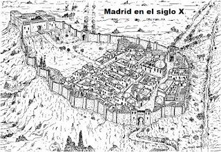 El origen de Madrid